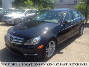 2013 Mercedes-Benz C-Class 300 | NAVIGATION | NO ACCIDENTS