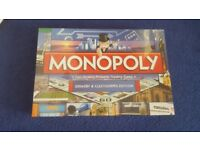 Brand new Monopoly Grimsby & Cleethorpes Edition