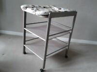 Geuther baby changing table