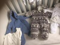 Baby boy / unisex newborn - 3months bundle