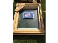 Brand New Velux Window, Centre pivot, 780 x 980, Natural Light Wood