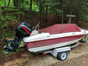 2002 Nordic Bowrider Boat for Sale 16ft - Great Used Condition