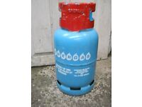 7KG Butane Gas Bottle Full