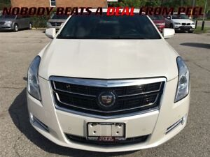 2014 Cadillac XTS Twin Turbo Vsport Platinum