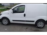 Fiorino 16v multijet - for spares or repairs - white £1000 - electrical fault - buyer to collect