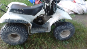 Iso of broken or unwated quads or dirtbikes