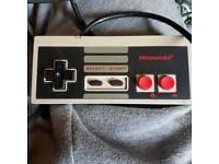Nintendo controller (retro)