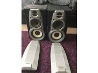 Pair of Technics speakers £5