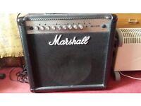 Marshall MG50CFX Amp