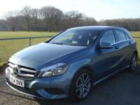 Mercedes A Class 1.5 A 180 CDI BLUE EFFICIENCY SPORT