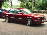 Immaculate BMW E30 320i, 12 Month MOT, Low Mileage