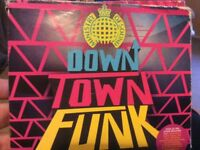Ministry of sound - down town funk CD