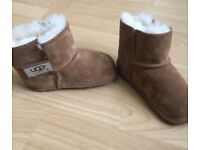 Ugg boots size 6 toddler baby shoes