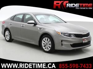 2016 Kia Optima LX+ - Backup Camera, Heated Seats, Alloy Wheels
