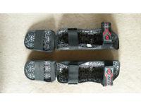 RDX MMA Shin Guards, Very good condition. Hardly used. Size MEDIUM