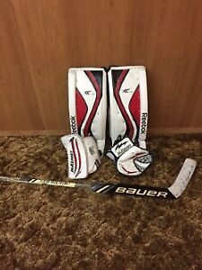 Junior Goalie Equipment