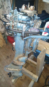 Evinrude out board motor