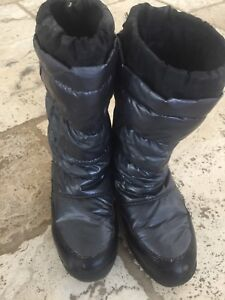 Girls cougar winter boots size 1
