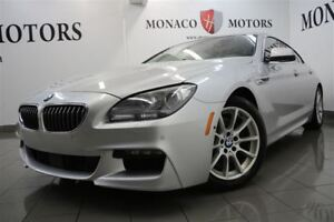 2014 BMW 6 Series 640i XDRIVE AWD GRAN COUPE TECH PKG M PKG NAV