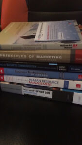 First Year Business Management Textbooks CNA, Huge Savings