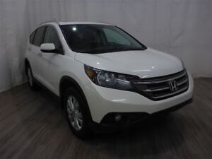 2013 Honda CR-V Touring Leather Sunroof Navigation
