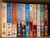 Frasier complete series 1-11 box sets DVD