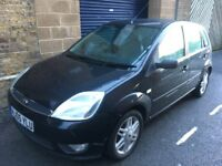 Ford Fiesta 2005 leather seat fully loaded read advert
