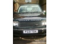 Range rover v8 project swap why