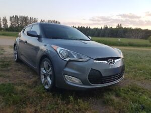 2013 Hyundai Veloster Tech Package Coupe (2 door)