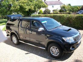 Toyota Hilux Invincible 2012- Superb condition No VAT Private sale