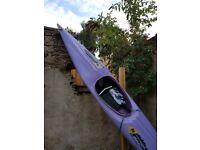 All purpose all terain kayak.