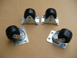 "1 - 1/2"" Casters"