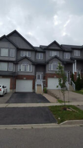 3BR Town house for rent close to Conestoga College