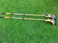 Left hand MD Golf Supertrong ST hybrid set (2 clubs)