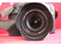 Canon 50D body + lens EFS 18-135mm + all kit