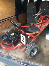 Off road buggy and yz80 for sale or swap