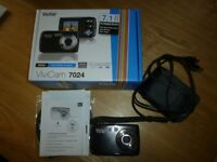 boxed Vivitar V5024 5.1MP Digital Camera