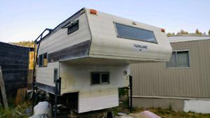8ft Parklane Camper