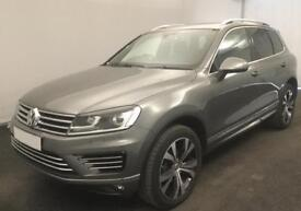 Volkswagen Touareg R-Line FROM £150 PER WEEK!
