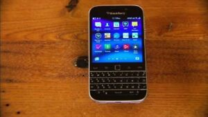 Blackberry Classic With 16 GB Memory And Charger! Rogers!
