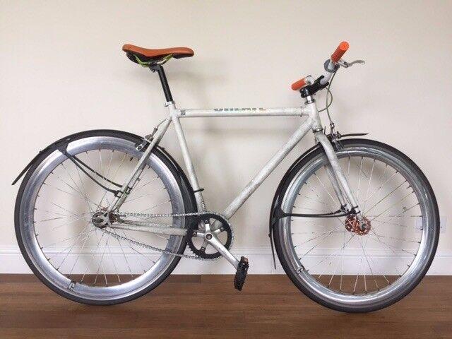 CREATE BICYCLE SINGLE SPEED MEDIUM WHITE COMMUTING | in Lewisham ...