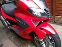 Gilera nexus 500 cc