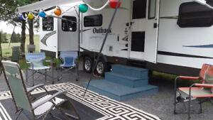 Outback travel trailer 29.5