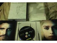 Game of thrones season 3 dvd boxset (other boxsets too)