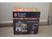 Russell Hobbs Creations Food Processor - Fully working with box & instructions