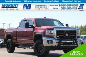 2015 GMC SIERRA 2500HD SLT*DIESEL,NAV SYSTEM,REMOTE START*