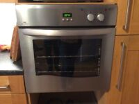 New world NW60MF Electric Oven