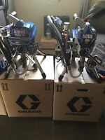 Paint sprayer Graco 490 PC pro new & more