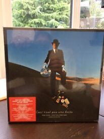 Pink Floyd Wish you were Here - Immersion Box Set - Brand new, unopened and still shrink wrapped