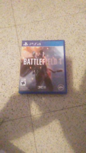 Battlefield 1 trade for overwatch or rocksmith 2014realtone cabl